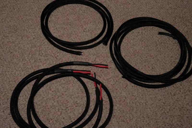 monster z2 reference speaker cable various lengths head. Black Bedroom Furniture Sets. Home Design Ideas