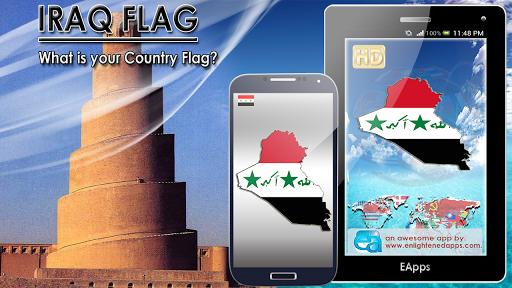 Noticon Flag: Iraq