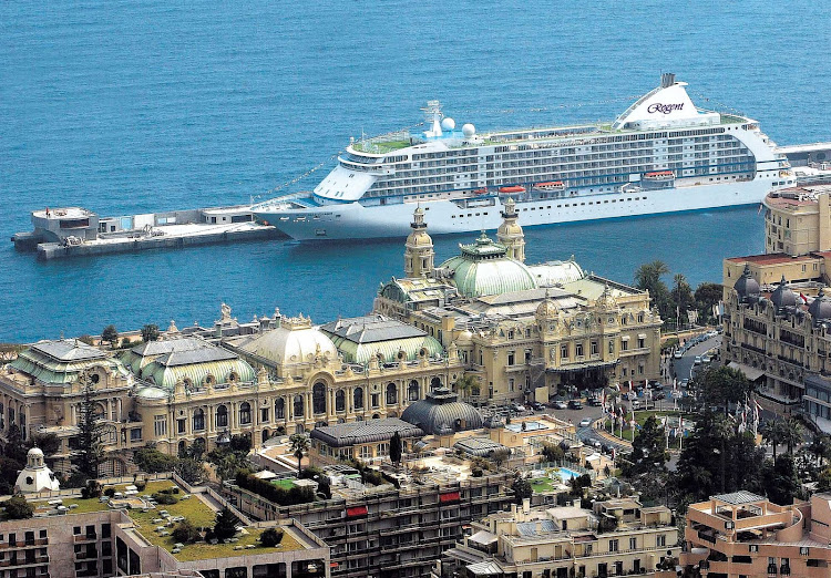 Discover historic, vibrant Monte Carlo on an expedition to Monaco with the crew of Seven Seas Voyager.