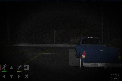 SlenderMan - screenshot