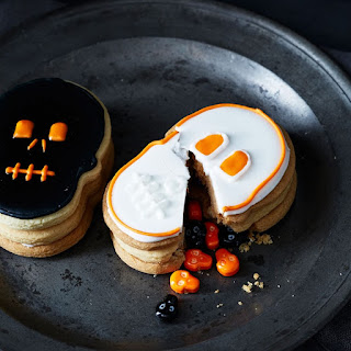 Halloween Surprise Sugar Cookies