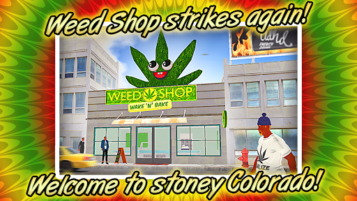 Weed Bakery The Game