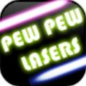 PewPewLasers logo