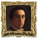 Edgar Degas – Art Wallpapers logo