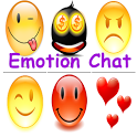 Cute Emotion Chat Social icon