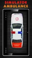 Screenshot of Simulator Ambulance