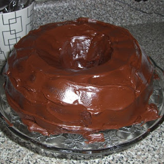 My Never Fail Chocolate Sour Cream Cake