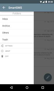 SmartSMS - Free - screenshot thumbnail
