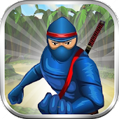 Jungle Ninja Karate Kid Run