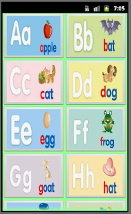 Phonics A-Z Pro - screenshot thumbnail