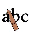 Write abc ( learnABC ) logo