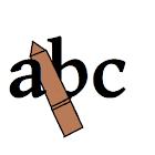 Write abc ( learnABC ) icon