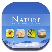 Nature - GO Launcher Theme