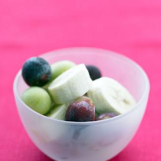Frozen Fruit Salad.