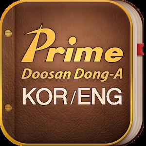 Prime English-Korean Dict. 書籍 App LOGO-APP試玩