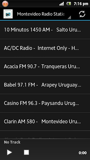 Montevideo Radio Stations