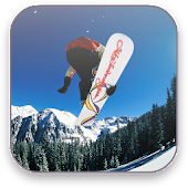 Snowboarding Free Video LWP