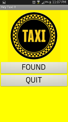 Hey Taxi LOW BATTERY HAIL