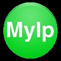 私に私のIPアドレスを表示する icon