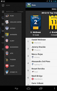A-League Live 2013/2014 - screenshot thumbnail