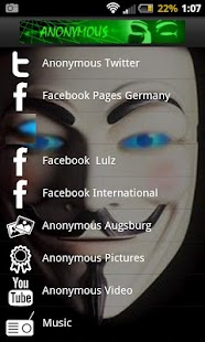 Anonymous News - screenshot thumbnail