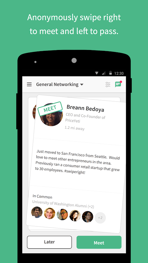 Weave Networking - screenshot