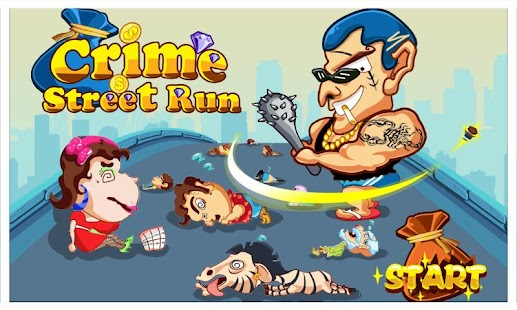 Crime: Street Run - screenshot thumbnail