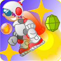 RocketMan Fly Jetpack Flucht icon
