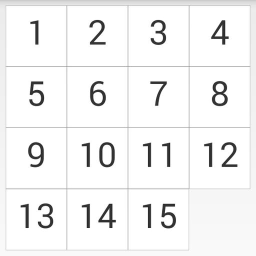 15パズル 教育 App LOGO-APP試玩