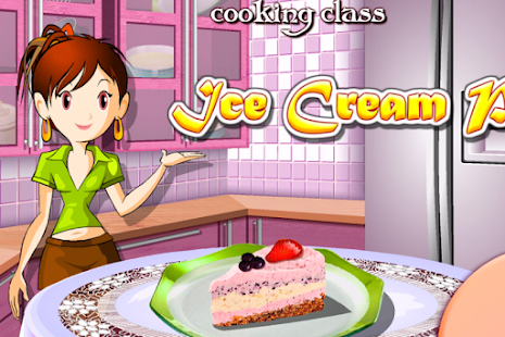 Cooking Ice Cream Games - screenshot thumbnail