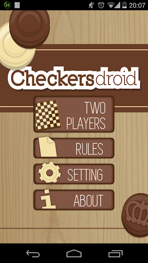 CheckersDroid - Checkers game