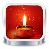 Diwali Lucky Light Animation