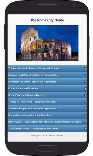 The Rome City Guide