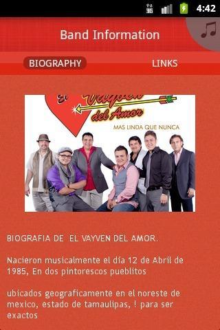玩免費音樂APP|下載Vayven Del Amor app不用錢|硬是要APP