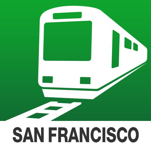 NAVITIME Transit - 美國舊金山 交通運輸 LOGO-玩APPs