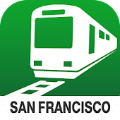 NAVITIME Transit  SanFrancisco