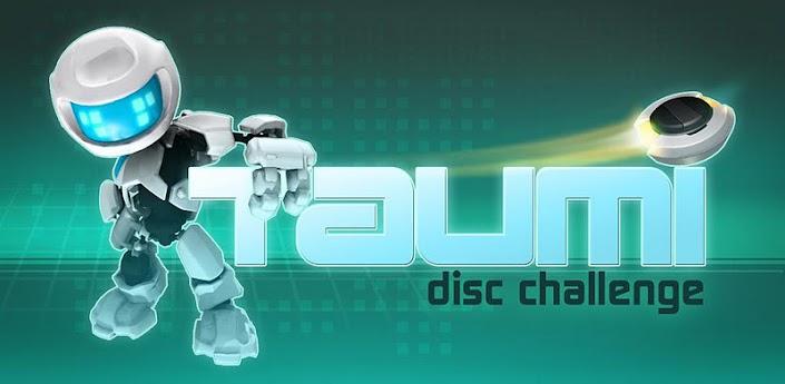 Taumi - Disc Challenge - необычный хоккей для андроид