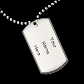 Dog Tags Custom LIVE WALLPAPER