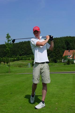 高爾夫技巧