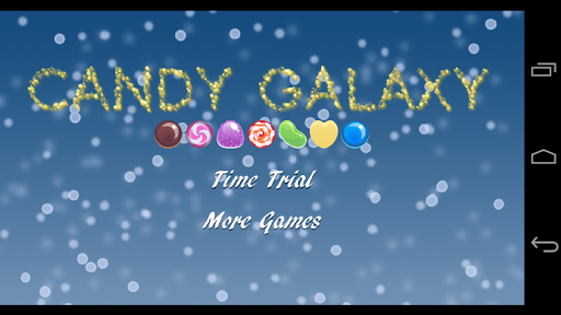 Candy Galaxy : Age Of Jams