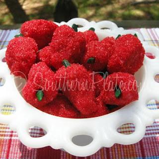 Cornetha's Strawberry Candy.