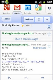 Find My Phone v4.8