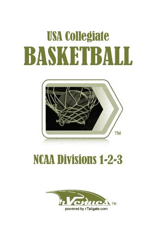 rVenue NCAA Basketball Arenas- screenshot