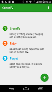 Greenify (Donation Package) screenshot 0