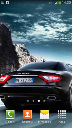 ... Cars Live Wallpaper ...