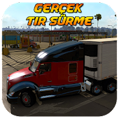 Real truck driving game 3D