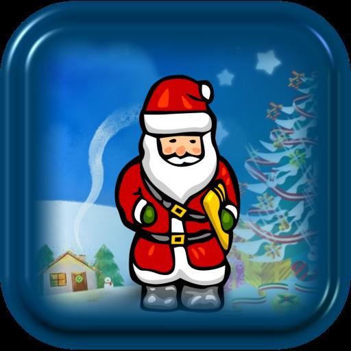 聖誕老人的聖誕精靈 LOGO-APP點子