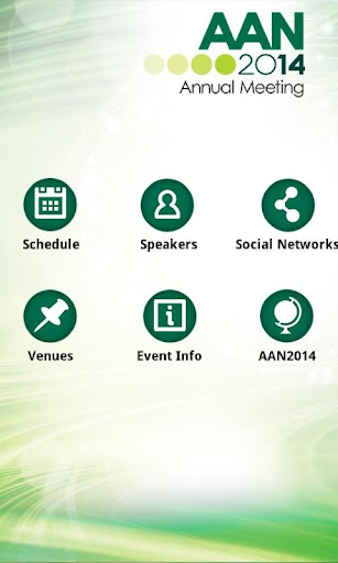 【免費醫療App】2014 AAN Annual Meeting-APP點子