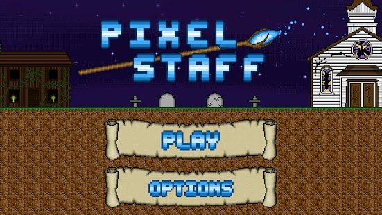 Pixel Staff- screenshot thumbnail
