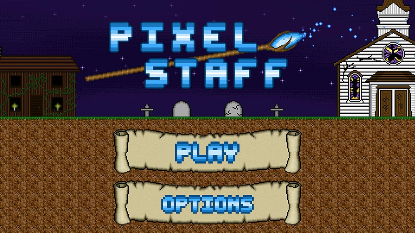Pixel Staff- screenshot